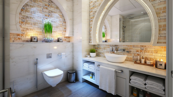 What Materials To Choose For Your Bathroom Countertops And Vanities